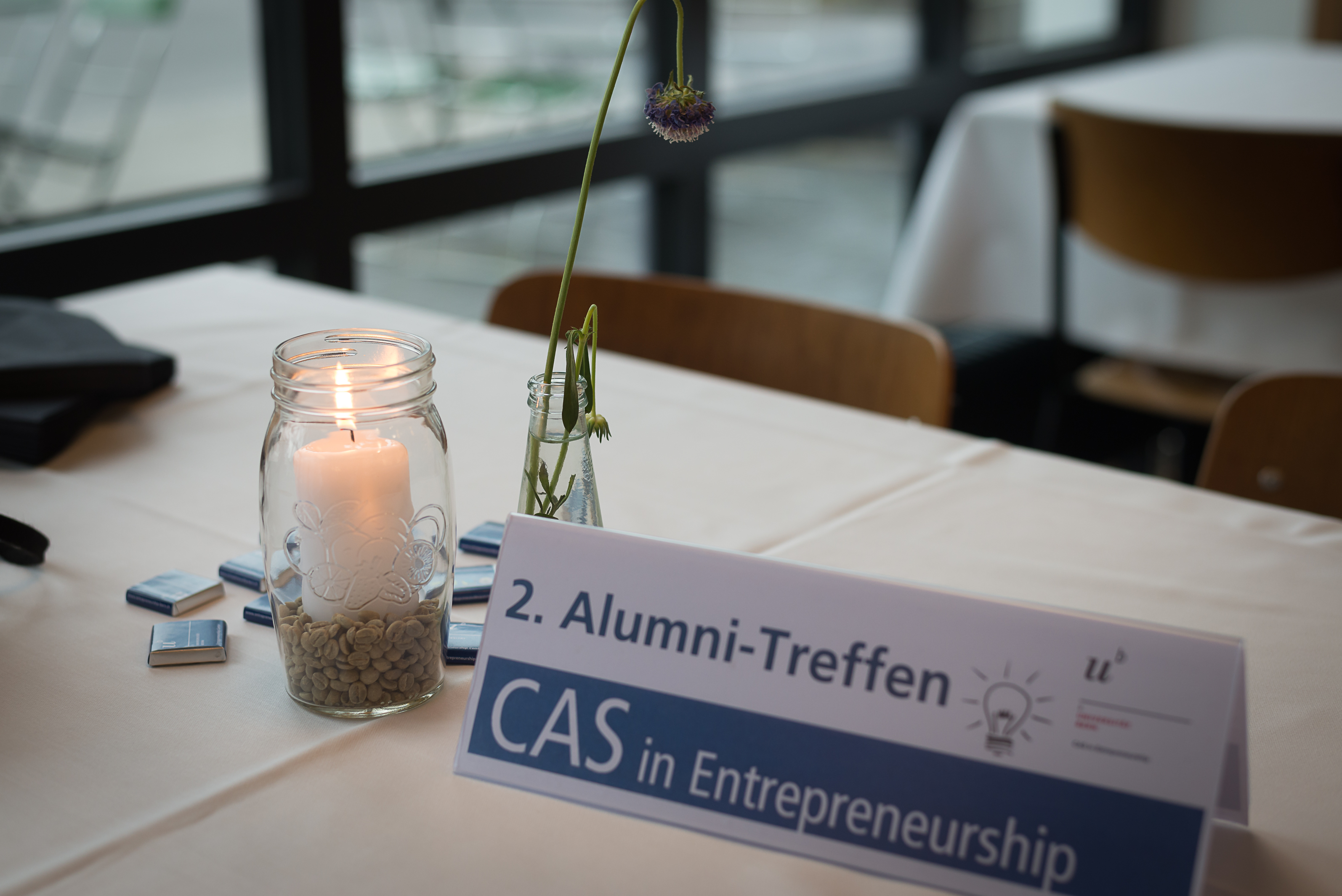 CAS Entrepreneurship - 2. Alumni Anlass